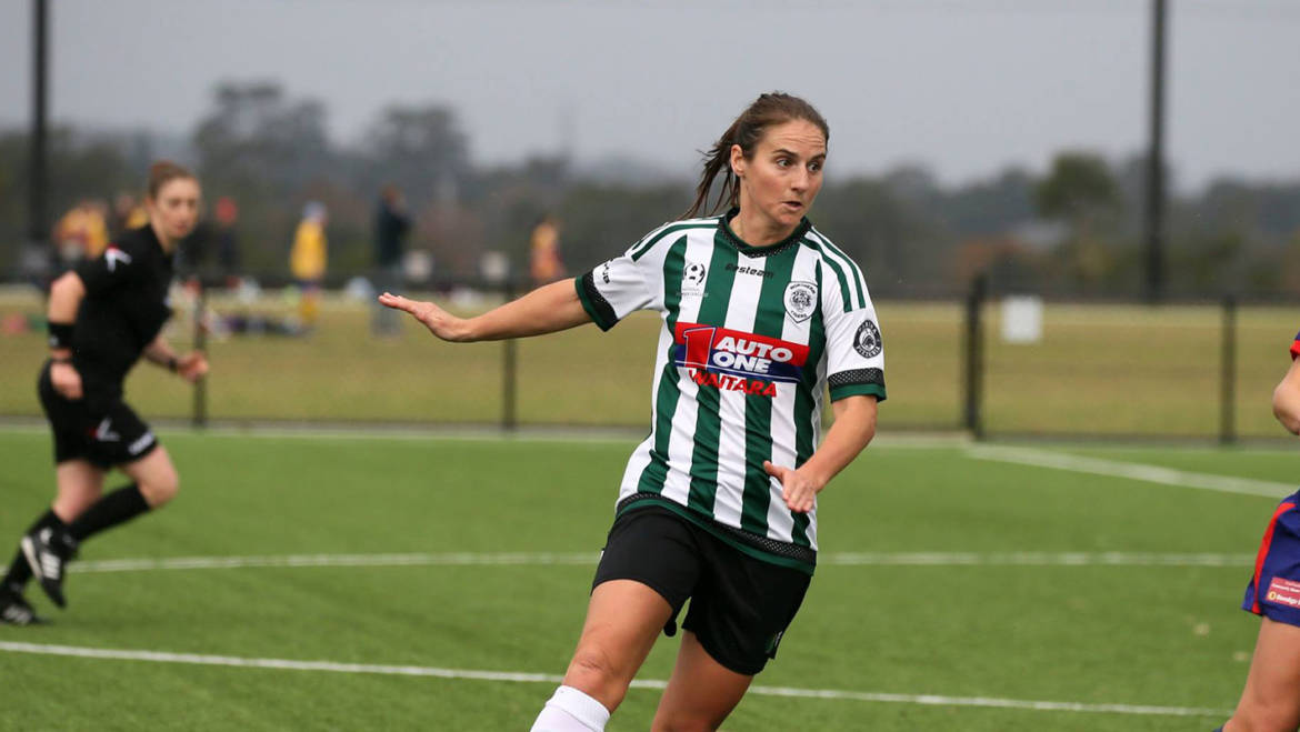Player Profile: Georgia Goulding